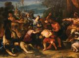 The atoning sacrifice of Eleazar andJesus